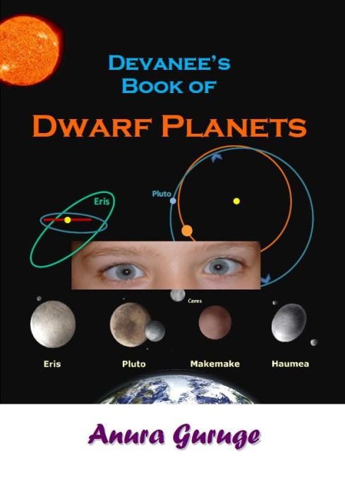 Dwarf planet book by Anura Guruge